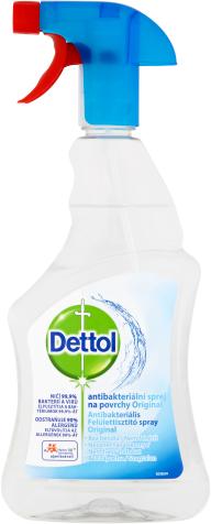 Dettol Antibakteriální sprej na porvrchy Original